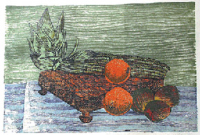 Still Life With Maize