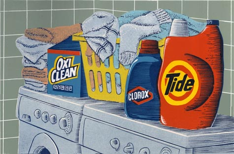 Tide's In...Soap's Out
